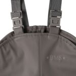 BMS buddelhose grey Träger