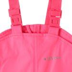 Buddelhose pink Detail
