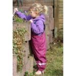 Buddelhose purple girl
